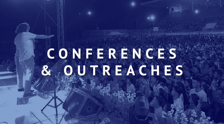 Conferences & Outreaches