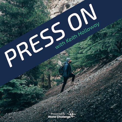 Press On with Keith Holloway